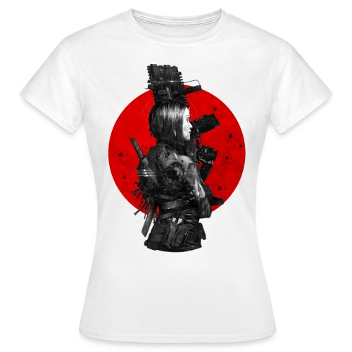 Chrome - damska - Koszulka damska