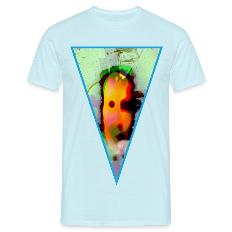 Trance - Maske - Männer T-Shirt