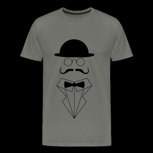 Moustachu 2 !!! - T-shirt Premium Homme