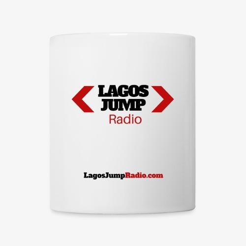 Lagosjump Mug (White) - Mug