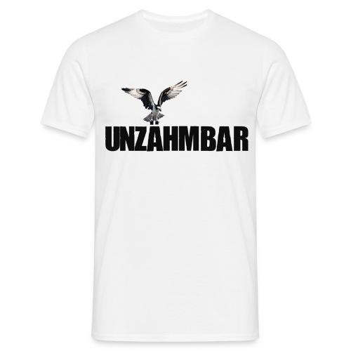 UNZÄHMBAR Man Eagle - Männer T-Shirt