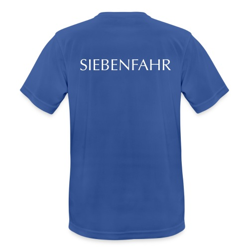 Herren Laufshirt Lafn - Männer T-Shirt atmungsaktiv
