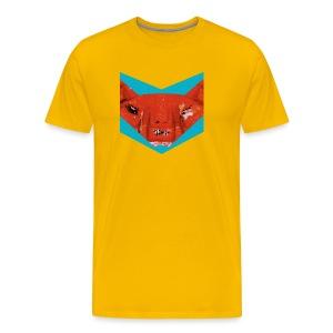 Höllentier / Werwolf - Männer Premium T-Shirt