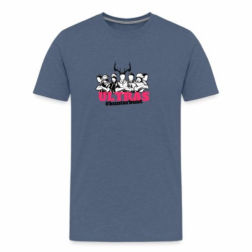 ULTRA WEJZE - Männer Premium T-Shirt