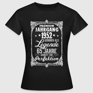 65-1952-legende - perfection - 2017 - DE T-shirts - Vrouwen T-shirt