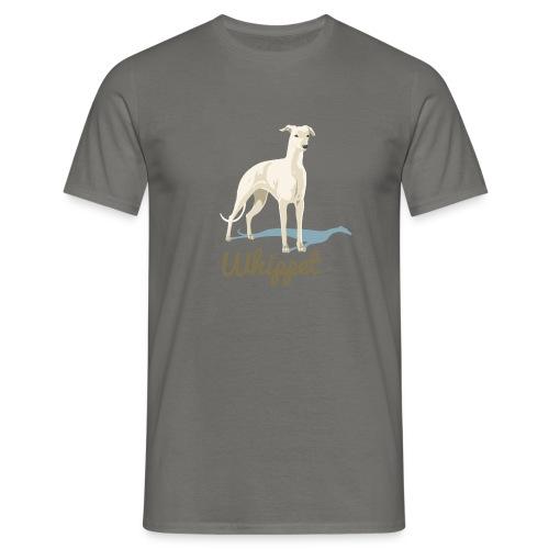 Herren T-Shirt Whippet - Männer T-Shirt