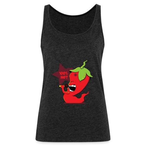 Red Chili Pepper - Vrouwen Premium tank top