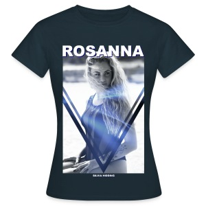 Rosanna Woman Blue - Vrouwen T-shirt