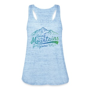 Going to the Mountains Tank Top - Women's Tank Top by Bella