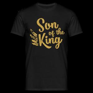 Son of the King - Männer T-Shirt