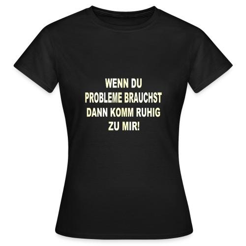 Problemperson - Women's T-Shirt