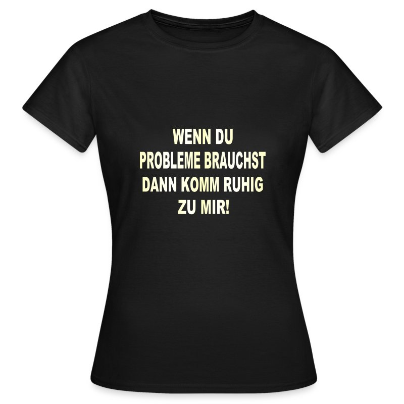 Problemperson - Women's T-Shirt