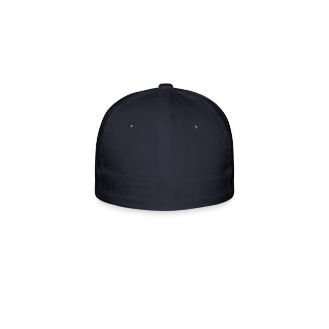 Casquette baseball Logo noir