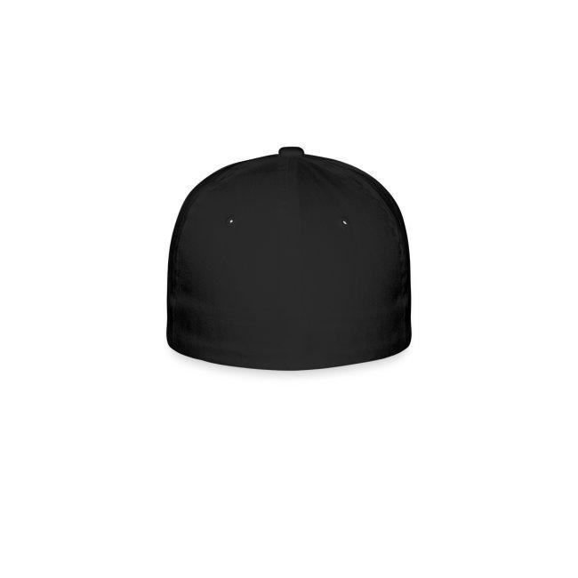 Casquette baseball Logo blanc