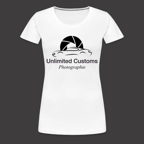 Frauen: Fan Shirt  - Frauen Premium T-Shirt