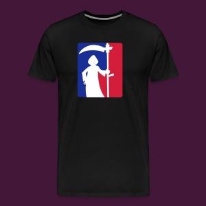 Tot, aber lustig - Männer Premium T-Shirt
