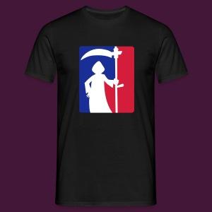 Tot, aber lustig - Männer T-Shirt