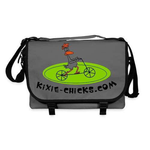 Kixie-Bag (mit Text) - Umhängetasche