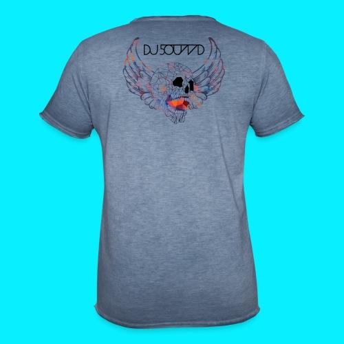 DJ 5OUND Shirt Retro - Männer Vintage T-Shirt