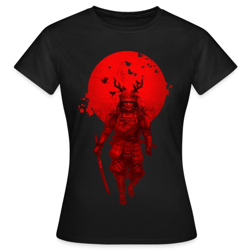 Samurai - damska - Koszulka damska