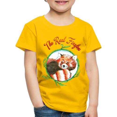 Premium T-Shirt – Firefox (Kiddies) - Kinder Premium T-Shirt