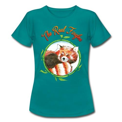 T-Shirt – Firefox (Mädels) - Frauen T-Shirt