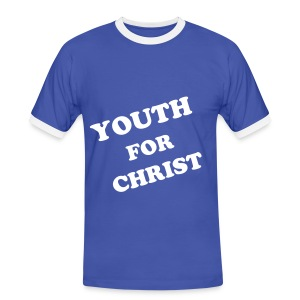 Cool for Jesus - Men's Ringer Shirt