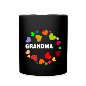 Grandma Tasse - Tasse einfarbig