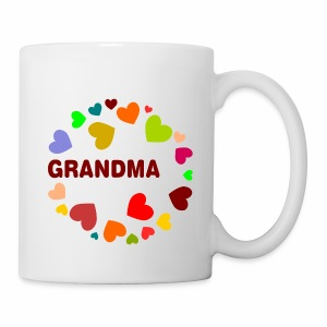 Grandma Tasse - Tasse
