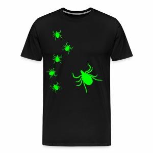 Zecken T-Shirt - Männer Premium T-Shirt
