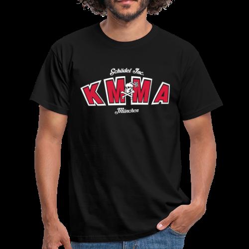 Kiss My Motherfxxxing Ass - Männer T-Shirt