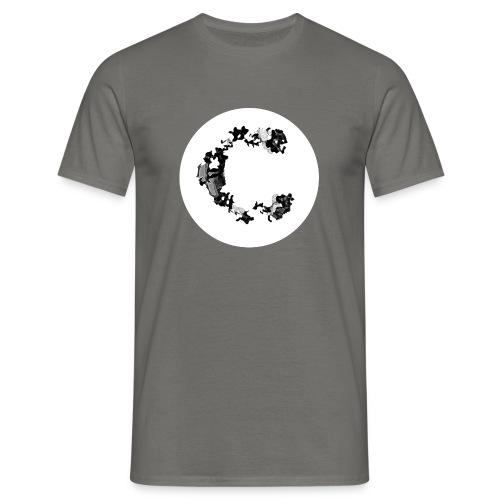 Buchstabe C T-Shirts - Männer T-Shirt