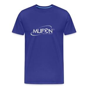 Mufon Shirt - Männer Premium T-Shirt
