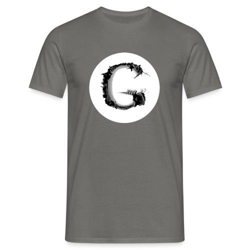 Buchstabe G - Männer T-Shirt
