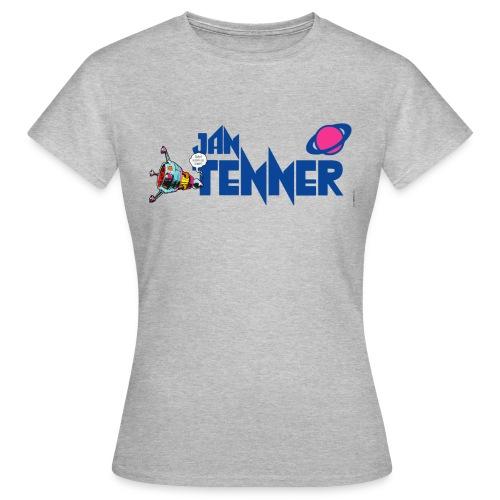 Jan Tenner Raumsonde Planet - Frauen T-Shirt