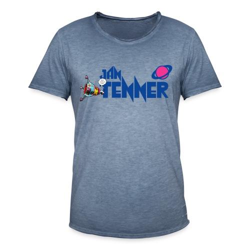 Jan Tenner Raumsonde Planet - Männer Vintage T-Shirt