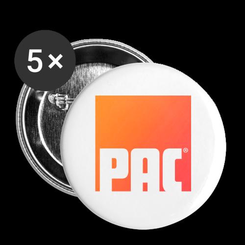5 chapas PAC - Paquete de 5 chapas medianas (32 mm)