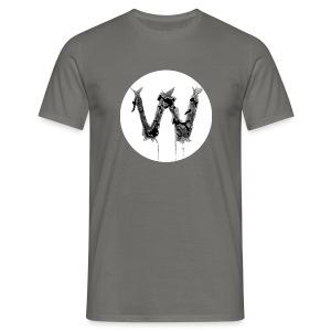 Buchstabe W - Männer T-Shirt