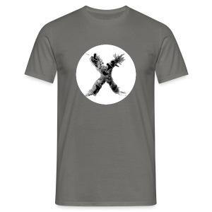 Buchstabe X - Männer T-Shirt