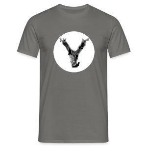 Buchstabe Y - Männer T-Shirt
