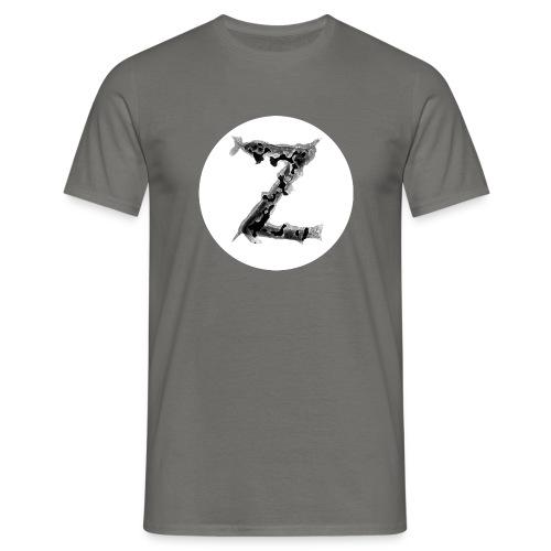 Buchstabe Z - Männer T-Shirt