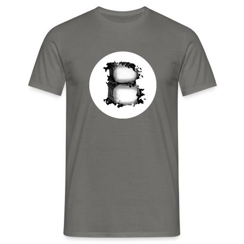 Buchstabe B - Männer T-Shirt