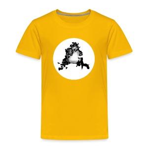 Buchstabe A - Kinder Premium T-Shirt