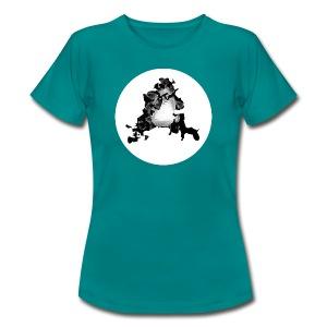 Buchstabe A - Frauen T-Shirt