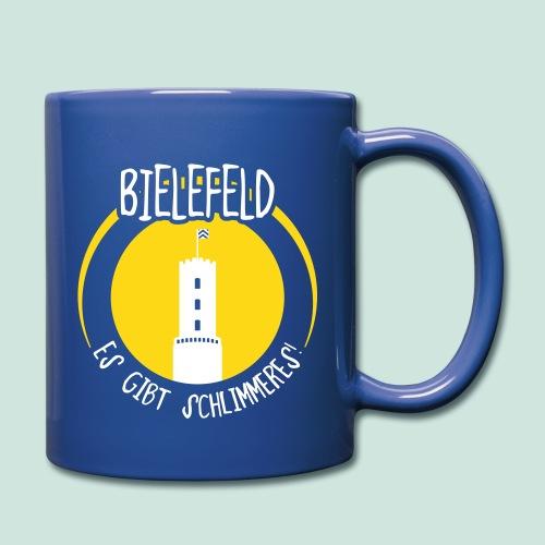 Bielefeld - Es gibt Schlimmeres - Tasse einfarbig