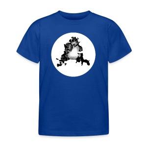 Buchstabe A - Kinder T-Shirt