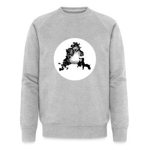 Buchstabe A - Männer Bio-Sweatshirt von Stanley & Stella