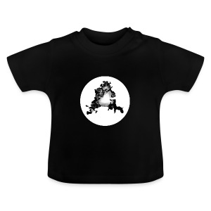 Buchstabe A - Baby T-Shirt