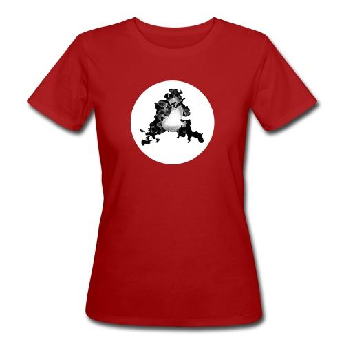 Buchstabe A - Frauen Bio-T-Shirt