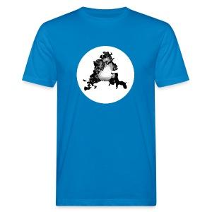 Buchstabe A - Männer Bio-T-Shirt